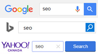 SEO Search Engines